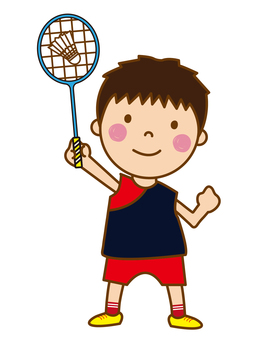 Badminton _ Boys