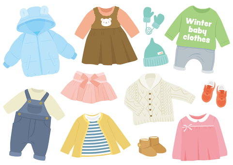 Baby clothes <Autumn / Winter>