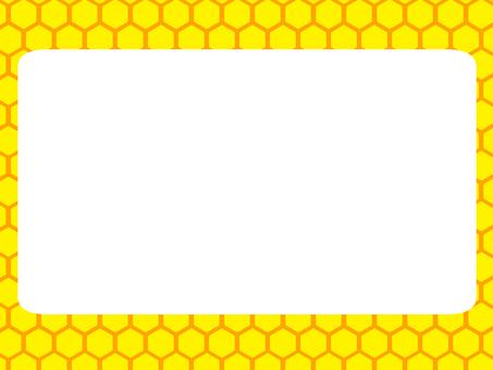 Honeycomb frame 2