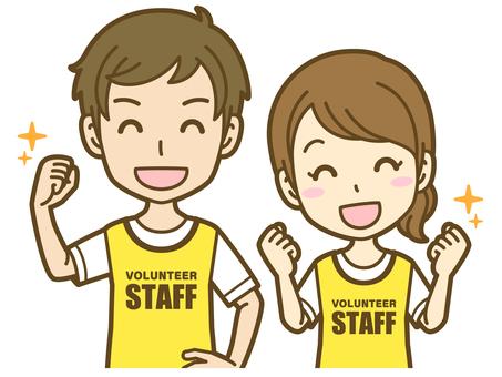 Men and women (volunteer): A_ spirit 01BS