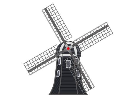 Huis Ten Bosch turbine