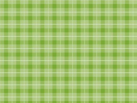 Tartan check ● Green