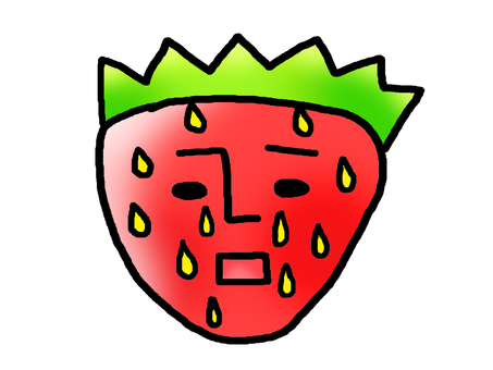 Sweaty Strawberries