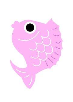 Sea bream (pink)