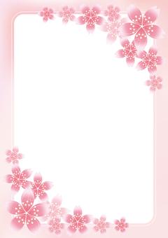 Sakura cherry tree & board 13