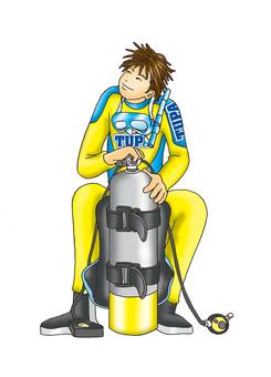 Dive Boy 2