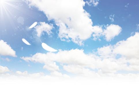 여름 하늘 D