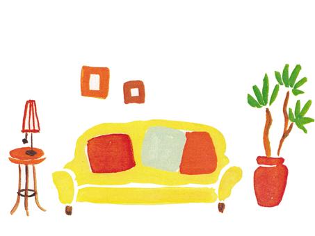Interior _ Living 01