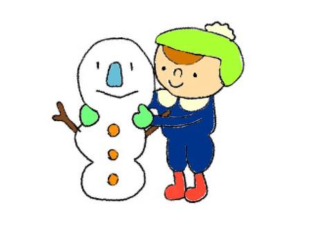 冬color