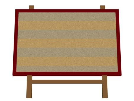 Cork board 6
