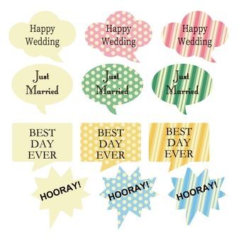 Photoprops wedding 10