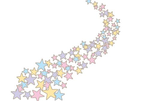 Tanabata material 013 Milky Way
