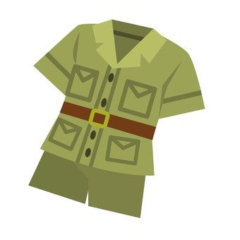 Exploration clothing 1