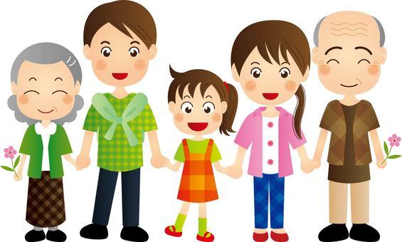 Family / Type a / uta