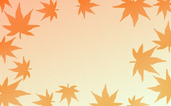 Background material · Maple (Orange)
