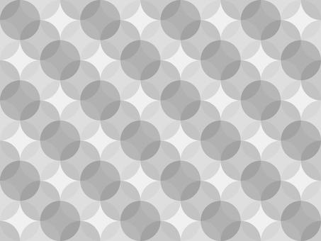 Monotone circle