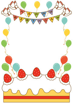 Birthday Card - Vertical