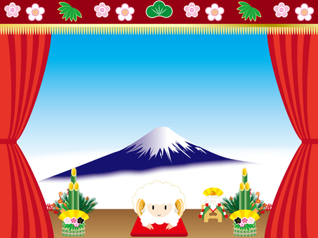 Sheep's greetings 2