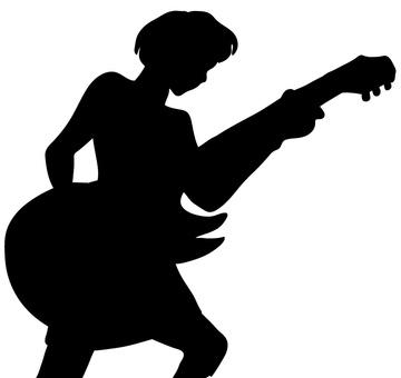 Female guitar 03