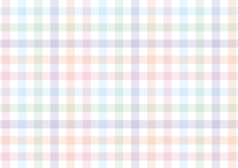 Patrón de cuadros en colores pastel