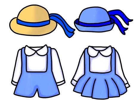Kindergarten uniform