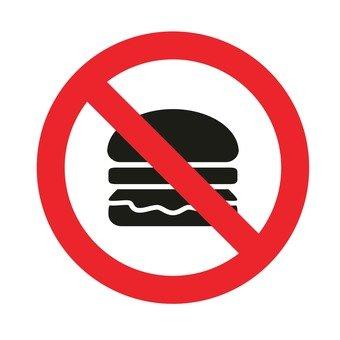 Eating ban