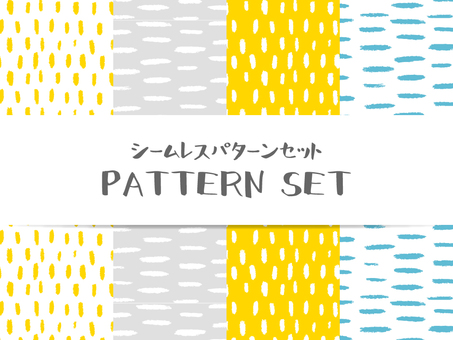 Background Seamless Pattern Set