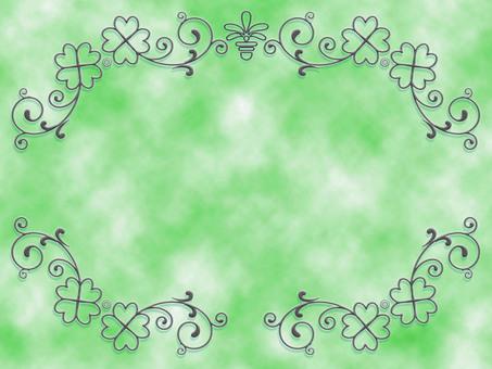 Clover frame C