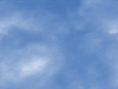 푸른 하늘 배경 01