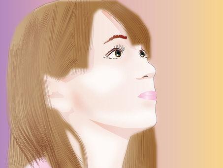 Women's profile profile series 19