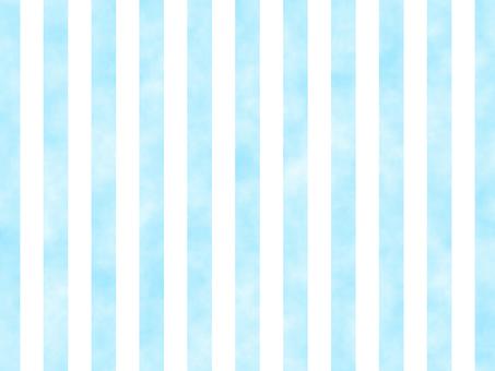 Light blue watercolor stripe