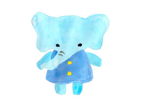 Kindergarten elephant