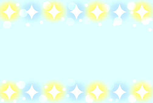 Twinkle background frame 3