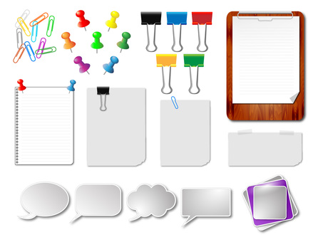 Stationery material No 1