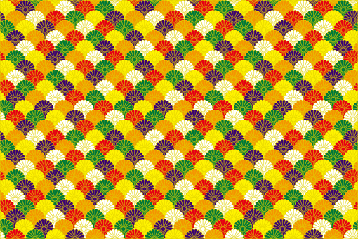Japanese Pattern Chiyogami Swatch Series 23
