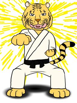Tora karate