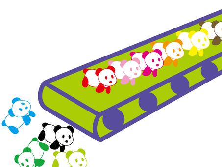 Panda flows