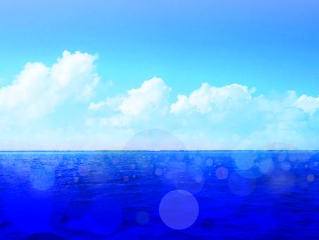 Sea and sky 160500302