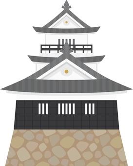 濱松城堡_城堡