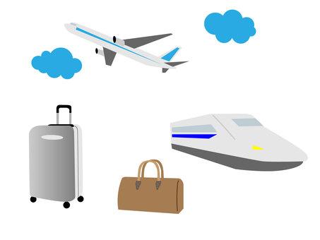 Travel material