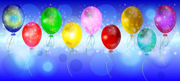 Bustling balloon 16070602