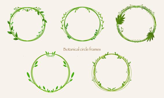 "Frame ""plant"""