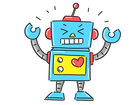 機器人[歡喜]