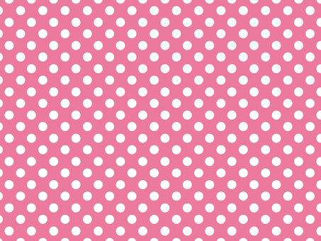 도트 무늬 (핑크)