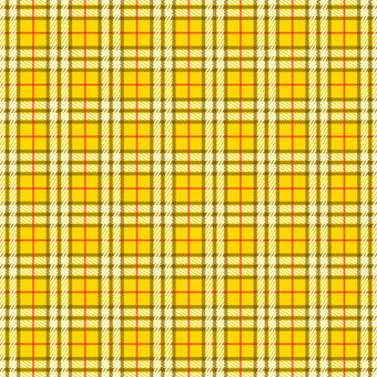 Fall and winter material (yellow check background)