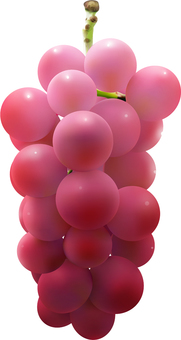 ai Real red grapes