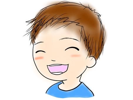 미소의 소년
