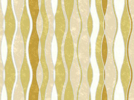Elegant Seamless Pattern / Yellow