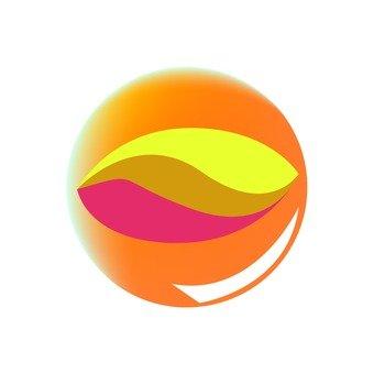 Marbles (Orange)