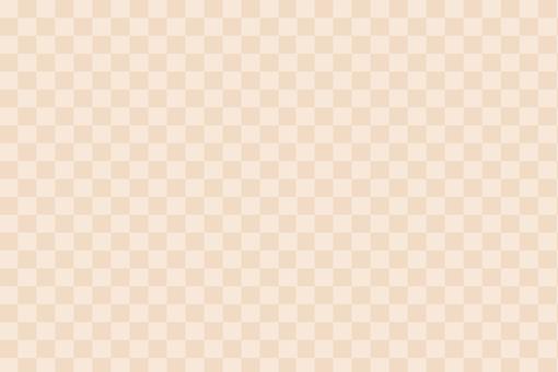 핑크 베이지의 체크 무늬